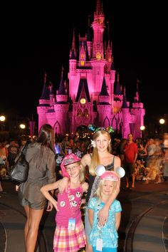 Walt Disney World Child Safety - How to NOT Lose Your Kids at the Disney Park via http://typeaparent.com