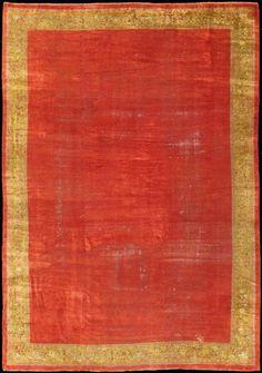 "KEIVAN WOVEN ARTS,   Type :Sultanabad Origin :Iran  Size : 11'10""x16'0""  Circa :1890"