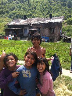 Romani Children - Rudnany, Slovakia