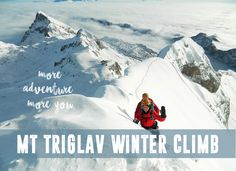 Mount Triglav is undoubtedly the best-known and most visited Slovene mountain.