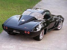 C6 Corvette Stingray - Wide Body