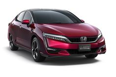 2017 _Honda_Clarity _Fuel Cell