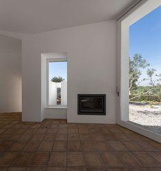 Gallery - House in Vale de Margem / ultramarino   marlene uldschmidt architects - 23
