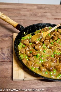 Traditional Curried Sausage Recipe @ Strayed from the Table sausage and veggies;recipes with sausage dinner;spaghetti with sausage;orrechiette with sausage; Kabasa Recipes, Wrap Recipes, Sausage Recipes, Curry Recipes, Indian Food Recipes, Cooking Recipes, Healthy Recipes, Kiwi Recipes, Meatloaf Recipes
