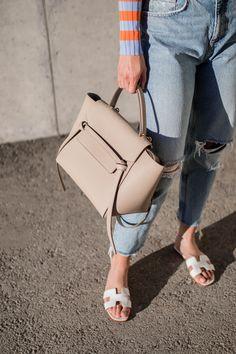 Celine Belt Bag, Zara, Designer Bags, Lifestyle Blog, Shirts, Colorful, Handbags, My Style, Inspiration
