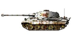 Germany - Panzer VI B Tiger II