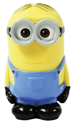 From Minions Illumi-mate Dave Colour Changing Light
