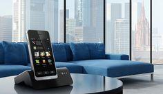 Philips premium cordless phone with MobileLink S10