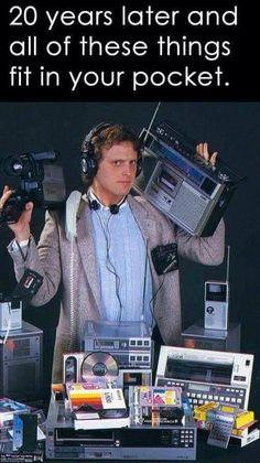 Miss that retro technology... #1980s  /  http://saltlakecomiccon.com/slcc-2015-tickets/?cc=Pinterest
