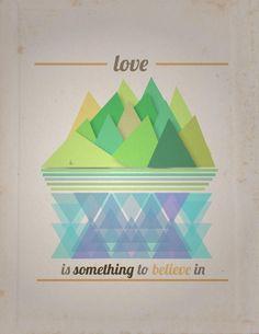 Love is something to believe in #EdwardSharpeandtheMagneticZeros