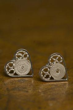 Filigree Jewelry, Silver Filigree, Copper, Brass, Modern Jewelry, Diamond Earrings, Silver Rings, Sharks, Pendant