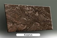 granite kayrus
