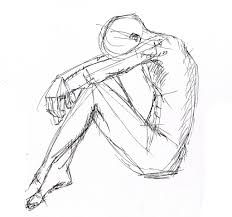 sitting poses for drawing - Google Search