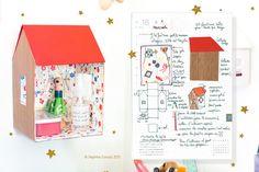 Une maisonnette   http://www.ddoreau.com/non-dairy-diary/2015/11/22/une-maisonnette