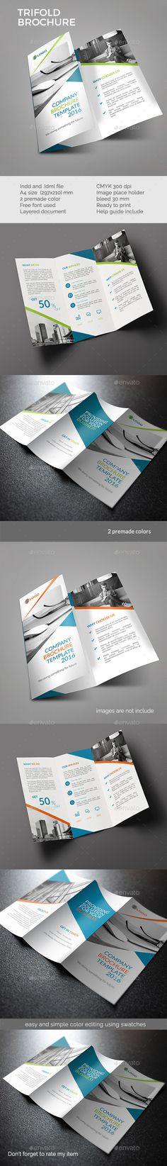 business corporate trifold brochure template brochure template brochures and template