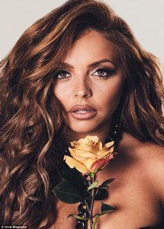 The Little Mix girls have now admitted that they look to each for emotional support as they try to live up to picture perfect ideals in today's day and age of social media. Little Mix Outfits, Little Mix Jesy, Little Mix Style, Little Mix Girls, Jesy Nelson, Perrie Edwards, Little Mix Photoshoot, Top Singer, Litte Mix