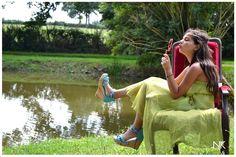 Chaussures d'été à talons compensés (#1) : Chaussures par nellykreations