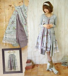 Looks a lovely shop to get Mori kei outfits from
