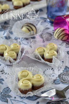 bniouen au chocolat blanc Bonjour tout le monde,  J'aime beaucoup le bniouen ce gateau sans cuiss...