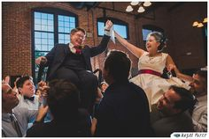 Queer wedding san francisco LGBT Oakland wedding hora chair dance. Queer Jewish wedding. Documentary wedding photographer San Francisco