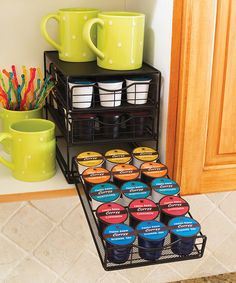 Look at this #zulilyfind! Lipper International Three-Tier Coffee Pod Organizer by Lipper International #zulilyfinds