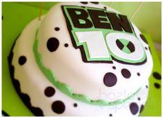 Cumpleaños de Ben 10 |