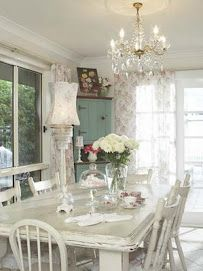 great kitchen table and chandy