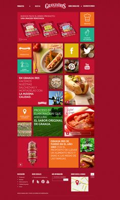Web Design Granja Iris by Alejandro Cussó