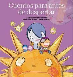 Los Colores. Del libro CUENTOS PARA ANTES DE DESPERTAR de Nunila López y Myriam Cameros