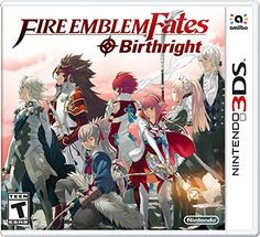 Fire Emblem Fates: Birthright - Nintendo 3DS Nintendo http://smile.amazon.com/dp/B010NCWJXK/ref=cm_sw_r_pi_dp_g6nYwb01ZY9W7