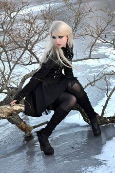 On Ice - Stock by *MariaAmanda on deviantART