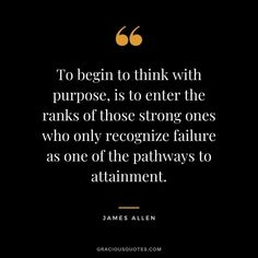 Top 64 James Allen Quotes (AS A MAN THINKETH) Work Quotes, Quotes To Live By, Life Quotes, Change Quotes, Quotes Quotes, Purpose Quotes, Life Purpose, As A Man Thinketh, True Feelings Quotes
