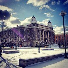 @Syracuse University Syracuse University, University Life, Pretty Pics, Pretty Pictures, Dream School, I Love Ny, Alma Mater, Law School, School Spirit