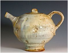 Stephen Parry will be at Earth & Fire 2015 with his wood-fired ceramics