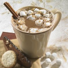 S'More Latte Recipe from Land O'Lakes