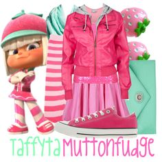 """Taffyta Muttonfudge"" by jami1990 on Polyvore  white arm warmers"