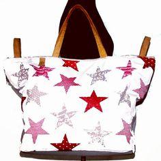 Starbag jacquard Saint-Tropez