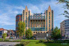Astridplein, Antwerp, Belgium