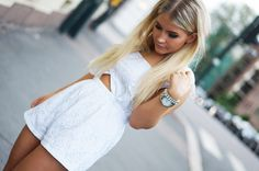Outfit: Playsuit ( Lace Rompers )