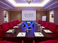 Madinat Jumeirah - Conference and Events Centre - Meeting Room