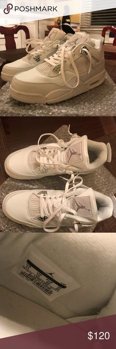 Jordan pure money 4s Pure money Jordan 4s . Size 11. Brand new never worn 458848518
