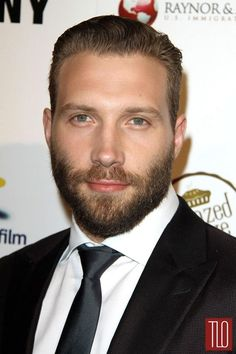 He looks great with a beard.   Why Jai Courtney Is Actually The Man Of Your Dreams