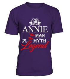 # ANNIE  the man the myth the legend 0 .  ANNIE  the man the myth the legend 0205