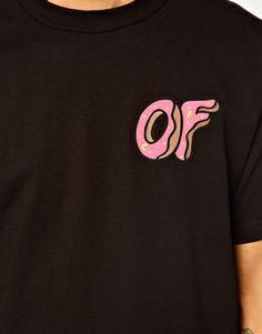 Image 3 ofOdd Future OF Donut T-Shirt