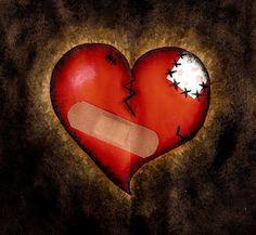 Broken Hearts heal