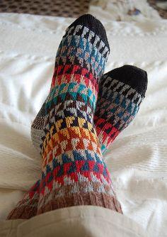 ~ Warm Feet ~