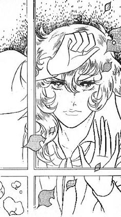 The Rose of Versailles Lady, Character Design, Illustration, Animation, Coloring Books, Artwork, Anime, Cartoon, Manga