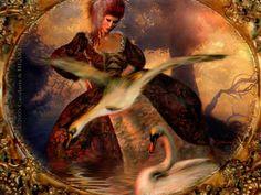 Carol Cavalaris ~ Fantasy Art | Tutt'Art@ | Pittura * Scultura * Poesia * Musica |