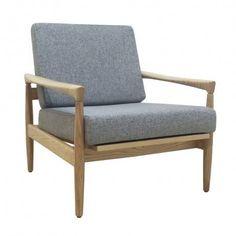 Light Grey Ash Arthur Arm Chair