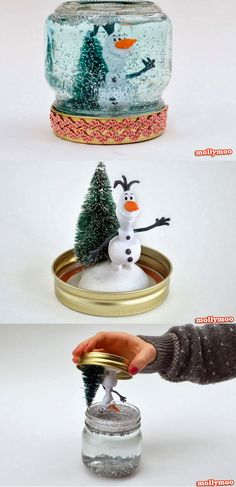 Vidros Mais Christmas Time, Christmas Crafts, Christmas Decorations, Christmas Ideas, Xmas Gifts, Diy Gifts, Diy Natal, Diy For Kids, Crafts For Kids